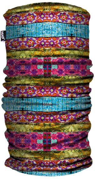 HAD Printed sjaal bont